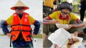 Sao Việt 24h: Trang Trần cầu cứu trước nguy cơ bị ăn chặn 2 tấn hàng cứu trợ miền Trung