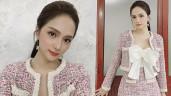 Nổi danh là Hoa hậu hàng hiệu, Hương Giang vẫn vướng nghi vấn diện đồ nhái