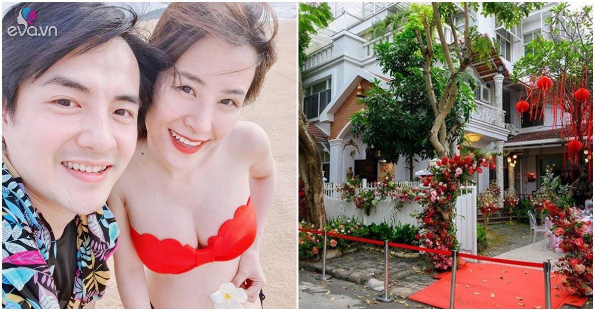 Cận cảnh căn nhà chủ tịch công ty giải trí, nơi tiểu thư - con gái Đông Nhi sẽ sống