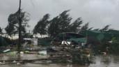 Bão số 9 đang tàn phá khủng khiếp ở miền Trung, lại lo tiếp bão số 10