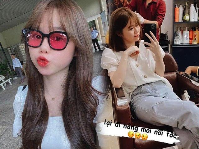 Lầm lỡ cắt ngắn, bạn gái Quang Hải muốn giữ tóc dài phải tốn tiền bảo trì liên tục