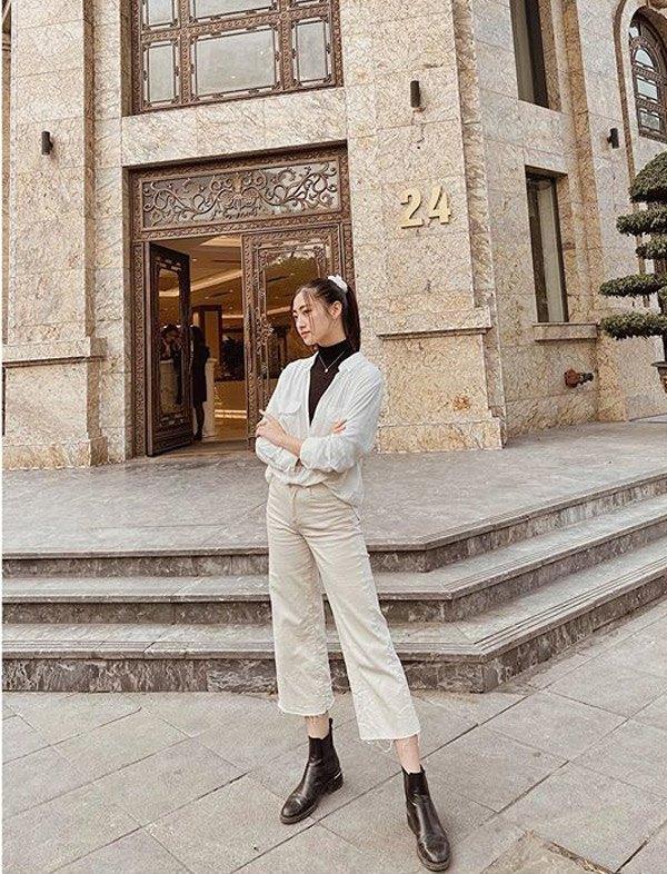 Diện váy xuyên thấu khoét bạo, Lương Thuỳ Linh khoe vòng một đẹp nhất làng Hoa hậu - 9