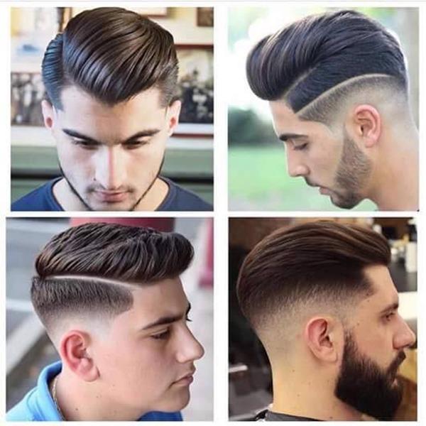 Những kiểu tatoo tóc nam đẹp đơn giản chất nhất hiện nay - 14