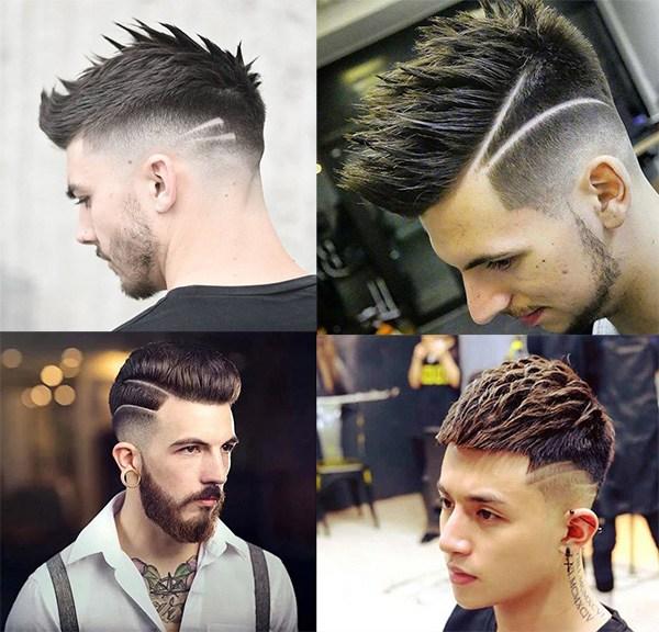 Những kiểu tatoo tóc nam đẹp đơn giản chất nhất hiện nay - 4