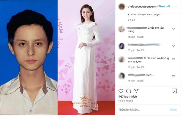 Thí sinh Hoa hậu chuyển giới đẹp như ngọc nữ bật mí hành trình gian nan đến với cuộc thi - 3