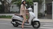 Yamaha Grande - đam mê khám phá mỗi ngày của các cô nàng công sở