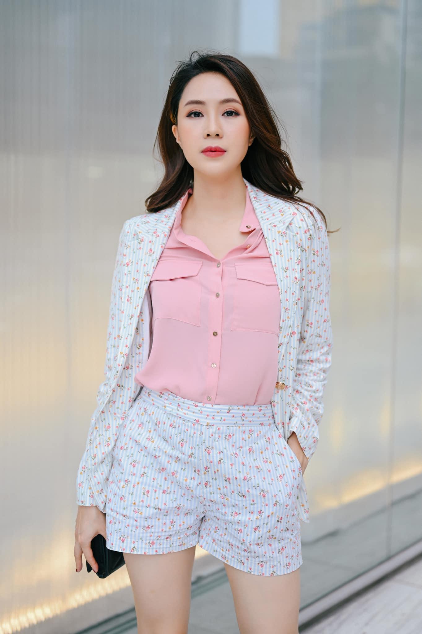 Hồng Diễm hoá thân nàng công chúa tuổi U40, không váy đầm bồng bềnh vẫn đẹp vượt mặt đàn em - 10