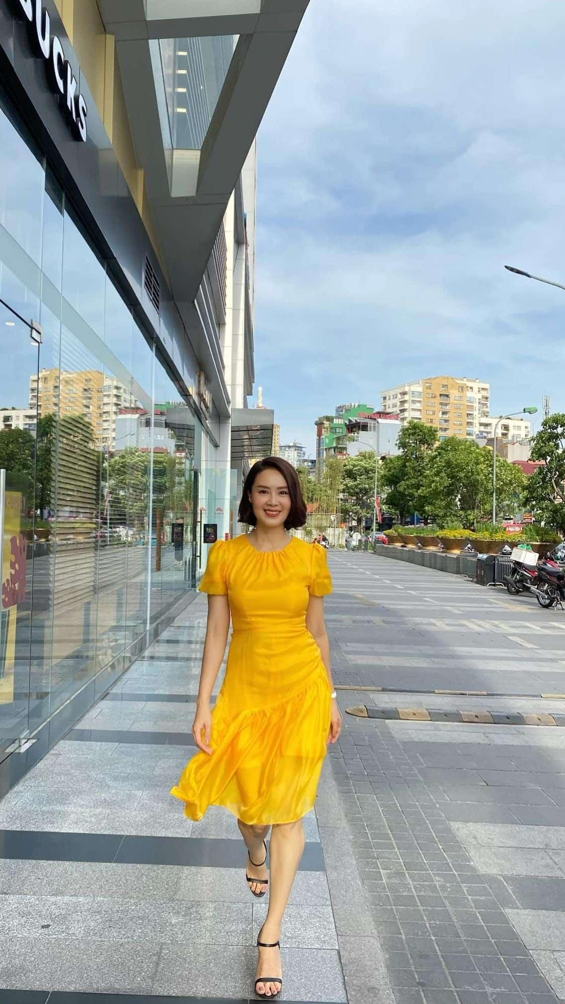Hồng Diễm hoá thân nàng công chúa tuổi U40, không váy đầm bồng bềnh vẫn đẹp vượt mặt đàn em - 5
