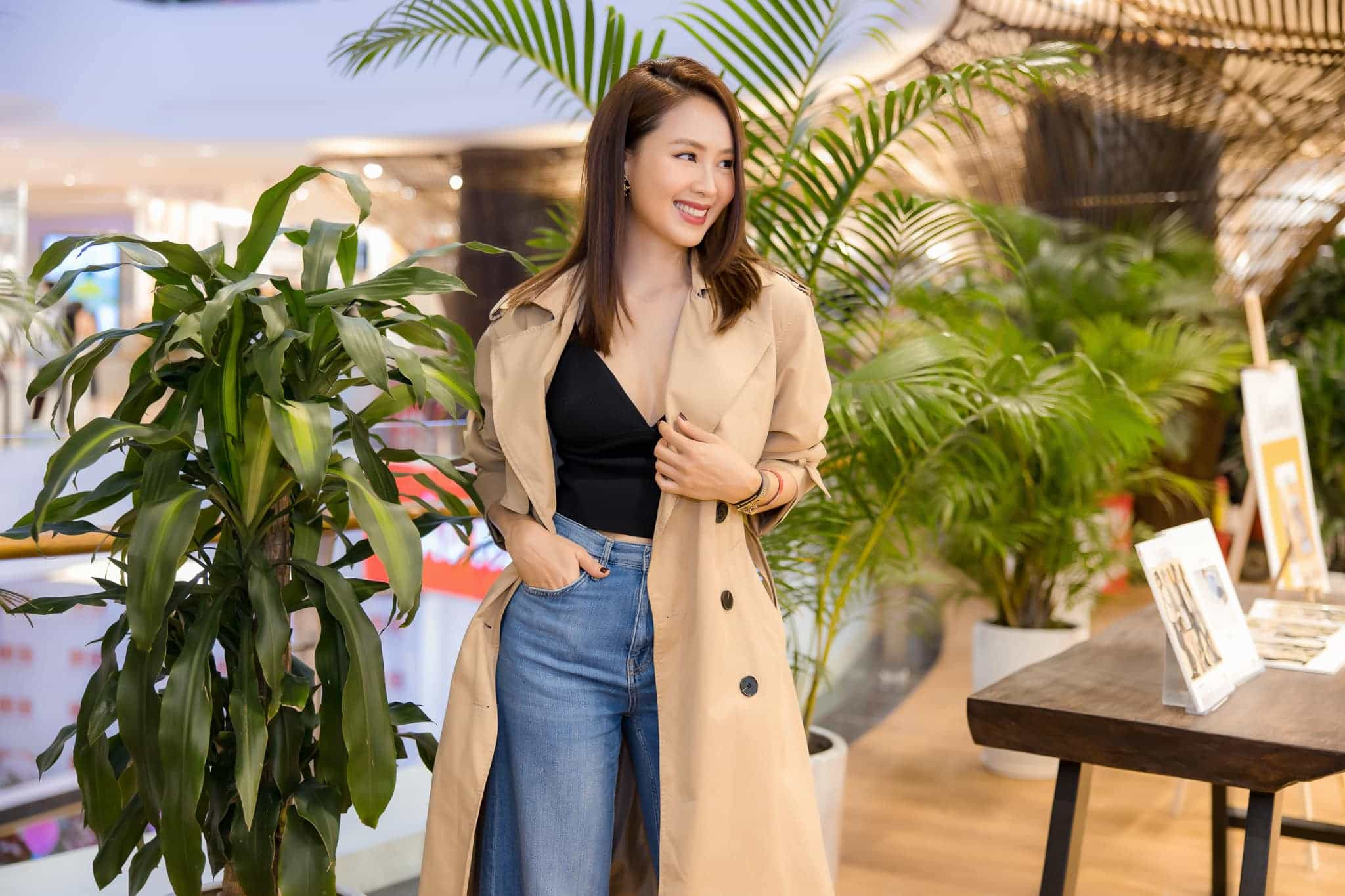 Hồng Diễm hoá thân nàng công chúa tuổi U40, không váy đầm bồng bềnh vẫn đẹp vượt mặt đàn em - 11