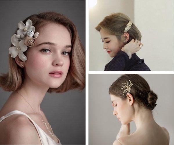 Những mẫu tóc ngắn dự tiệc dễ làm, sang chảnh mà vẫn thanh lịch cho nàng khoe sắc - 1