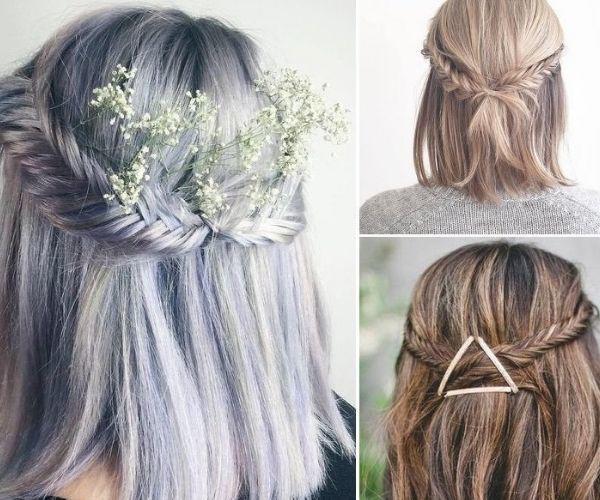 Những mẫu tóc ngắn dự tiệc dễ làm, sang chảnh mà vẫn thanh lịch cho nàng khoe sắc - 5