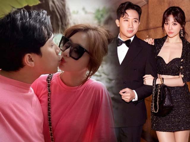 Cứ nhìn cách Hari Won diện váy đồng điệu với Trấn Thành, bảo sao được chồng siêu cưng chiều