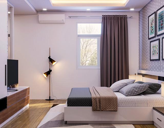 Phong thủy phòng ngủ: Cách bài trí giường, nội thất mang lại sức khỏe và tài lộc - 3