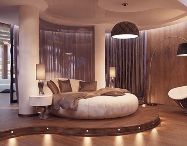 Phong thủy phòng ngủ: Cách bài trí giường, nội thất mang lại sức khỏe và tài lộc - 4