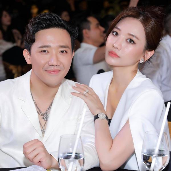 Cứ nhìn cách Hari Won diện váy đồng điệu với Trấn Thành, bảo sao được chồng siêu cưng chiều - 3