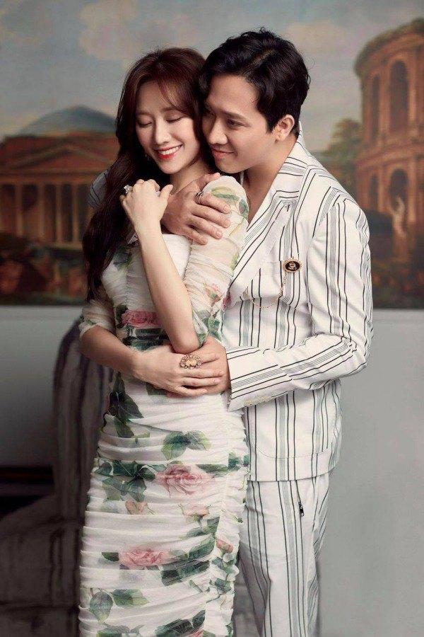 Cứ nhìn cách Hari Won diện váy đồng điệu với Trấn Thành, bảo sao được chồng siêu cưng chiều - 5