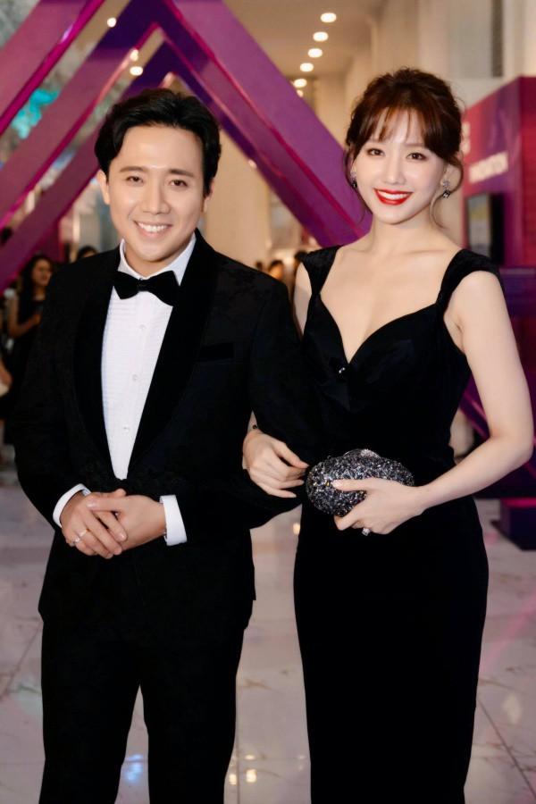 Cứ nhìn cách Hari Won diện váy đồng điệu với Trấn Thành, bảo sao được chồng siêu cưng chiều - 6