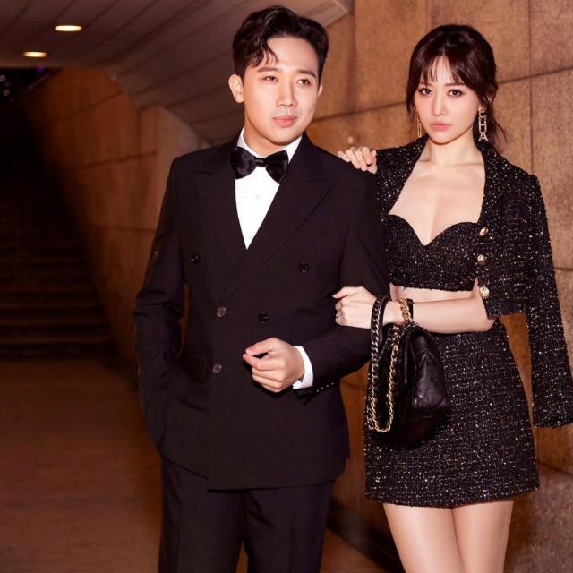 Cứ nhìn cách Hari Won diện váy đồng điệu với Trấn Thành, bảo sao được chồng siêu cưng chiều - 8