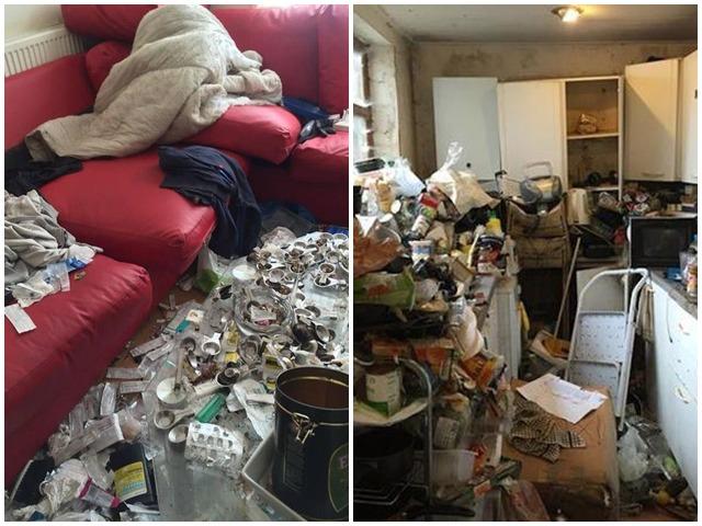 Thuê nhân viên vệ sinh vào dọn nhà, chủ nhà khiến ai cũng phát khiếp với thứ bên trong