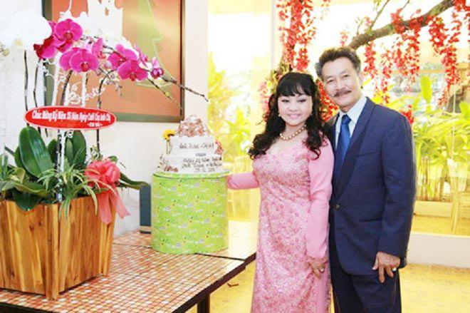 Nghệ sĩ Hương Lan: Tan vỡ hôn nhân 7 năm và đám cưới ở tuổi 63 bao người ngưỡng mộ - 5