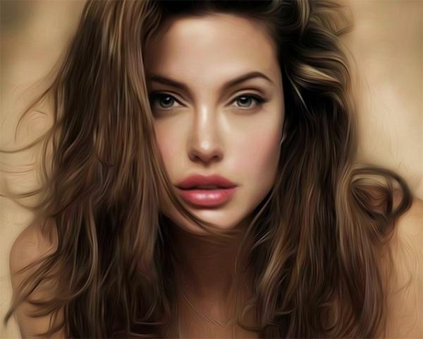 Gợi ý những kiểu tóc đẹp cho mặt vuông, nàng không cần đụng amp;#34;dao kéoamp;#34; mặt vẫn hóa V-line - 6