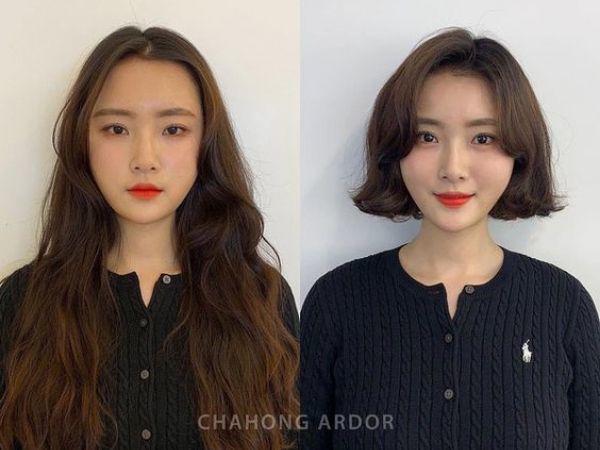 7 kiểu tóc ngắn mái dài thời thượng bất chấp mọi khuôn mặt - 3