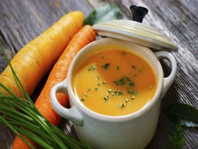 3 cách nấu cháo tôm cà rốt cho bé dễ làm mà giàu dinh dưỡng