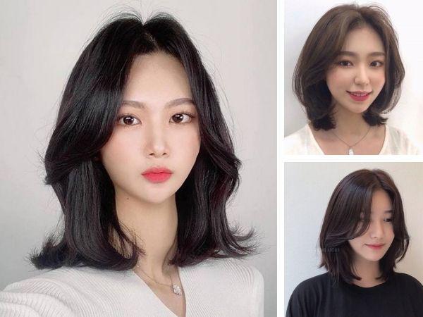 7 kiểu tóc ngắn mái dài thời thượng bất chấp mọi khuôn mặt - 6