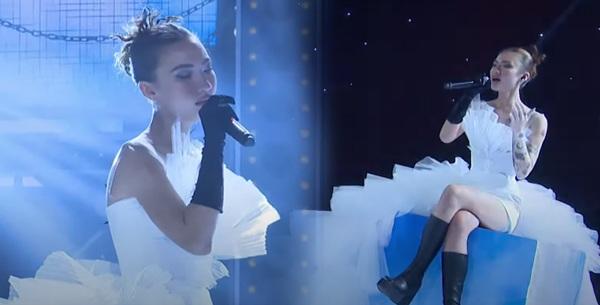 Miêu nữ xăm mình sở hữu thân hình gợi cảm nhất Rap Việt là ai? - 1