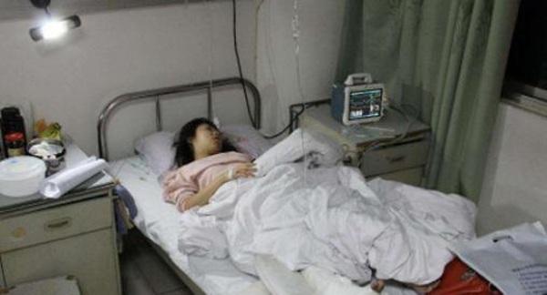 Sau lần đầu quan hệ với soái ca nhà giàu, cô gái nhận tin sốc tới mức nhập viện - 3