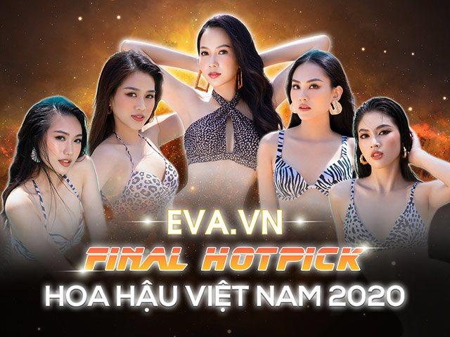 Gọi tên 5 cô gái có thể soán ngôi Tiểu Vy làm chủ vương miện Hoa hậu Việt Nam 2020