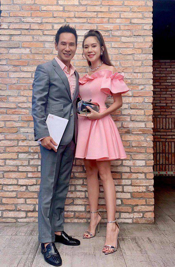 10 năm ngày cưới: Minh Hà diện váy bồng bềnh bên Lý Hải, mẹ 4 con đẹp như công chúa - 3