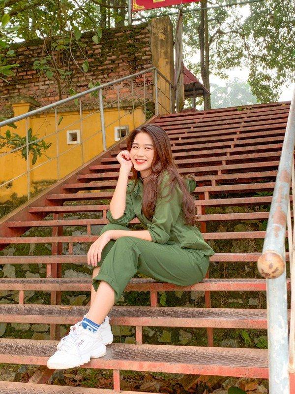 Nụ cười như thiên thần của Tân Hoa hậu Việt Nam 2020 Đỗ Thị Hà - 3