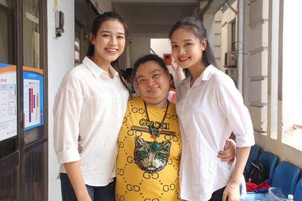 Nụ cười như thiên thần của Tân Hoa hậu Việt Nam 2020 Đỗ Thị Hà - 1