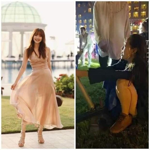 Sao Việt amp;#34;tả tơiamp;#34; trong đám cưới: Người rách váy, kẻ bị lột đồ vẫn không bằng Đông Nhi - 6
