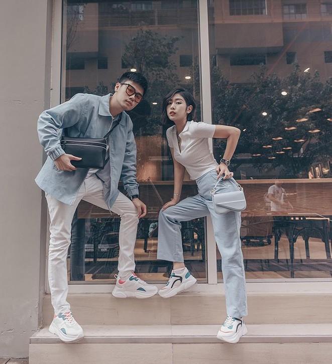 Sánh đôi với chồng toàn diện váy thướt tha, đổi sang skinny jeans Hà Tăng liền bị soi khuyết điểm - 13