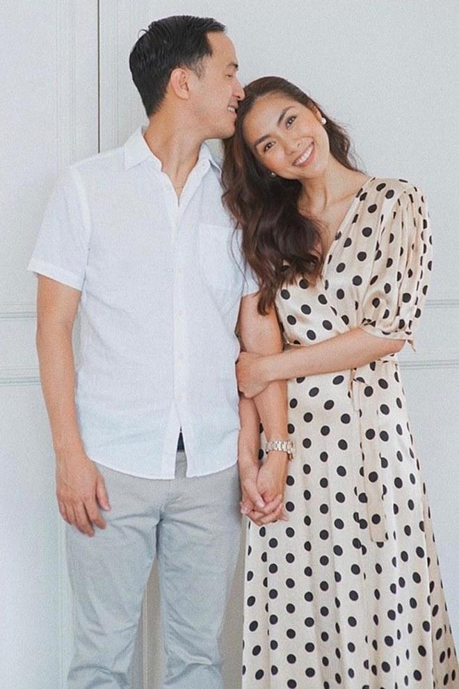 Sánh đôi với chồng toàn diện váy thướt tha, đổi sang skinny jeans Hà Tăng liền bị soi khuyết điểm - 5