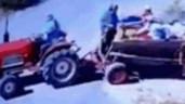 """Xe tự chế bị tông """"bay đầu"""", người đàn ông thoát chết khó tin"""