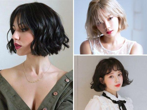 Những kiểu tóc ngắn bob siêu amp;#34;nịnhamp;#34; nhan sắc, giúp hô biến mặt góc cạnh thành chuẩn V-line - 5