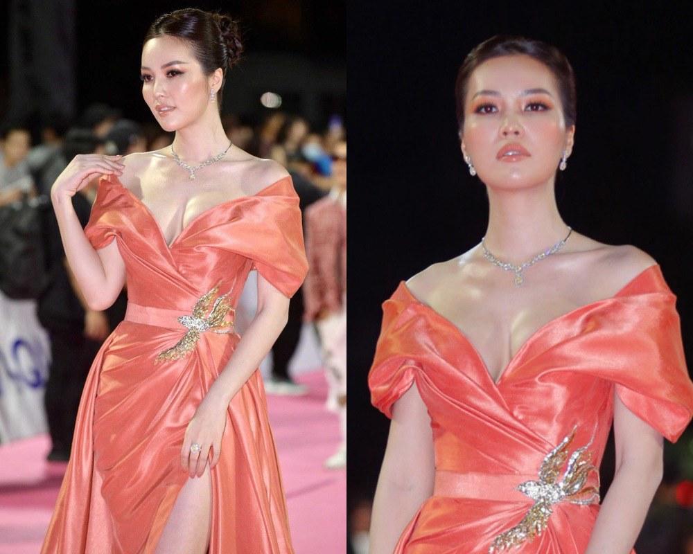 Chiếm sóng với váy áo thường rồi, dàn sao dự thảm đỏ HHVN lăng xê mốt make-up như tráng mỡ - 11