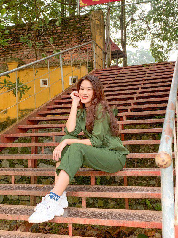 Phỏng vấn bố Tân Hoa hậu Đỗ Thị Hà: trốn nhà đi thi, lên cấp 3 mới biết điệu - 6