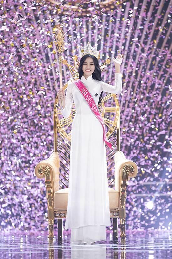 Phỏng vấn bố Tân Hoa hậu Đỗ Thị Hà: trốn nhà đi thi, lên cấp 3 mới biết điệu - 1