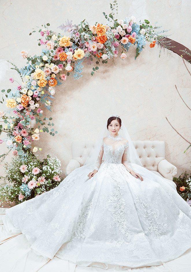 Váy cưới của hội WAGs: người mê diện đầm nửa tỉ, có người chỉ sắm váy 2 triệu - 7