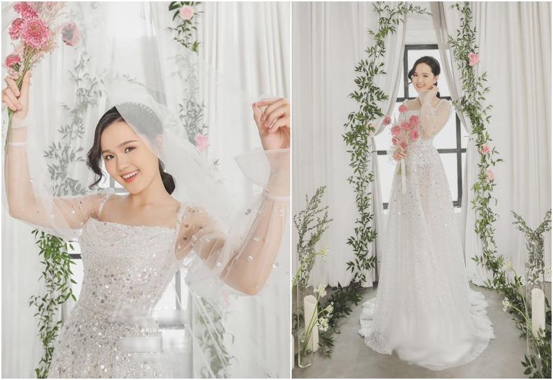 Váy cưới của hội WAGs: người mê diện đầm nửa tỉ, có người chỉ sắm váy 2 triệu - 1