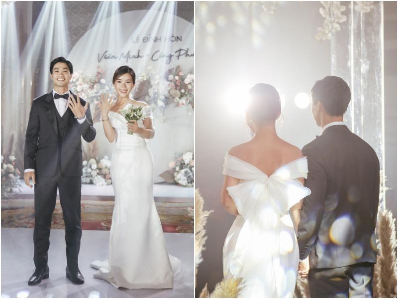 Váy cưới của hội WAGs: người mê diện đầm nửa tỉ, có người chỉ sắm váy 2 triệu - 11