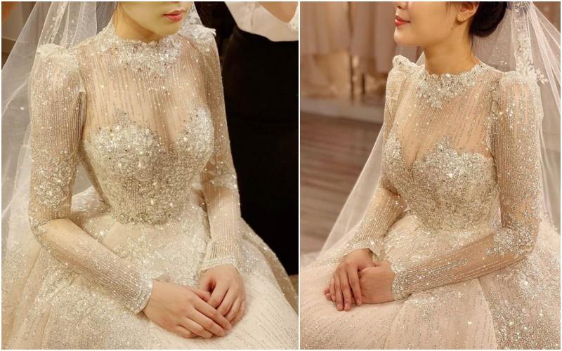 Váy cưới của hội WAGs: người mê diện đầm nửa tỉ, có người chỉ sắm váy 2 triệu - 5