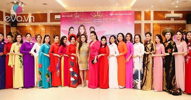"""""""HH Doanh nhân Việt Nam Toàn cầu 2020"""" vòng sơ khảo tại Hà Nội thu hút nhiều thí sinh"""