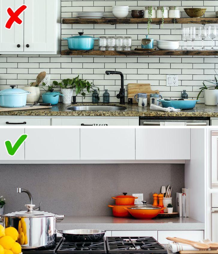 12 sai lầm khi thiết kế nội thất khiến chúng ta lãng phí thời gian vào việc dọn dẹp - 3