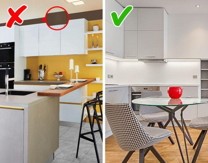 12 sai lầm khi thiết kế nội thất khiến chúng ta lãng phí thời gian vào việc dọn dẹp - 7