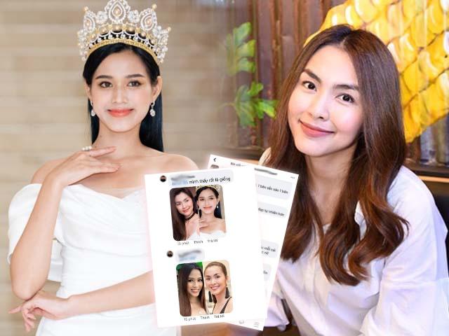 Loạt ảnh so dung mạo giống nhau giữa Đỗ Thị Hà và Tăng Thanh Hà dậy sóng mạng xã hội